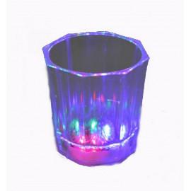 Világítós feles pohár