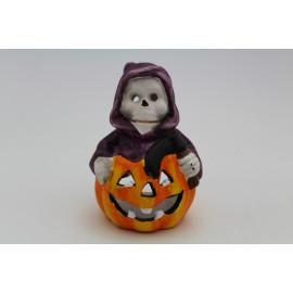 Mécsestartó Halloween figura