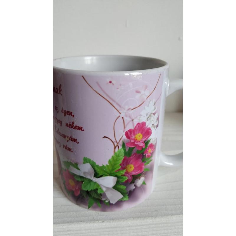 Művirág kamélia csokor