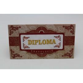 Diploma, gratuláció