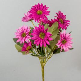 Margaréta selyemvirág csokor