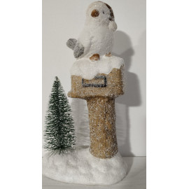 Világító karácsonyi dekoráció