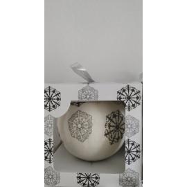 Porcelán bögre kutyás