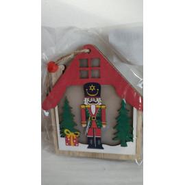 Ledes karácsonyfa dísz 1.