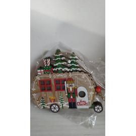 Ledes karácsonyfa dísz 2.