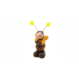 Méhecske figura