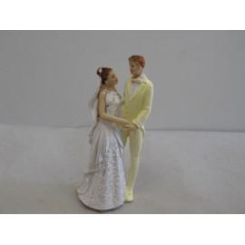 Esküvői pár figura