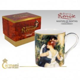 Porcelán bögre Renoir:...