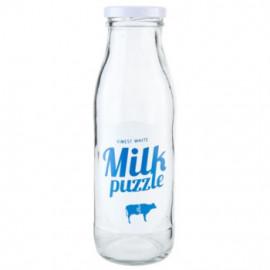 Tejes üveg, Milk Puzzle