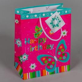 Ajándéktasak Happy Birthday