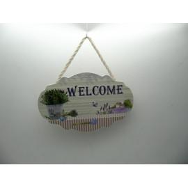 Fa falidísz levendulás Welcome