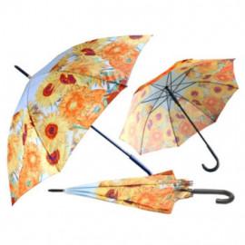 Esernyő Van Gogh: Napraforgók