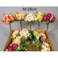 Porcelán bögre Fleurs Du Jardin