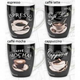 Porcelán kávés bögre Napoli